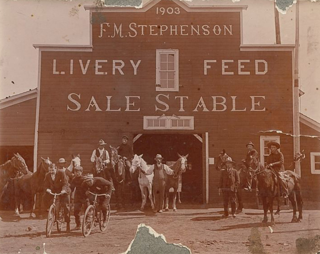 Stephenson's Livery Stable