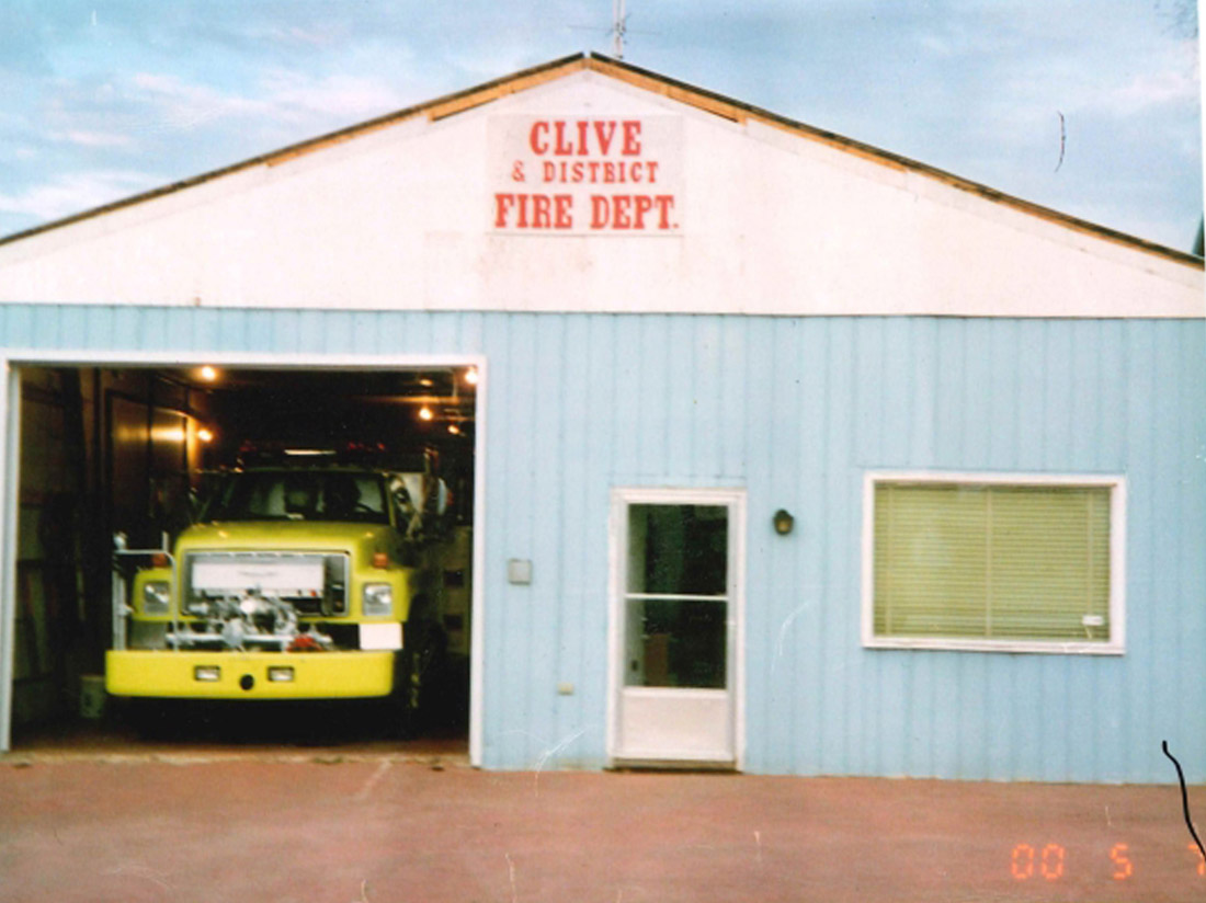 Clive Fire Hall