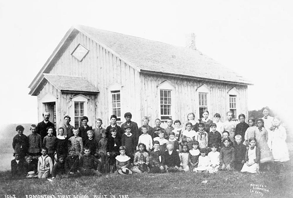 Edmonton's First School
