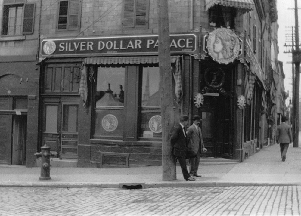 The Silver Dollar Palace