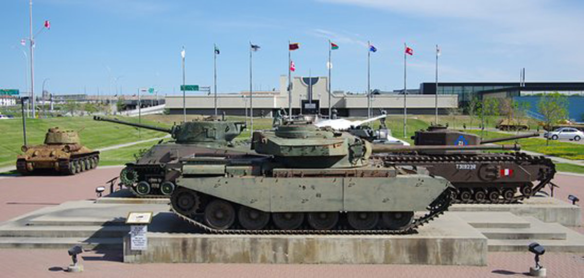 The Army Museum of Alberta