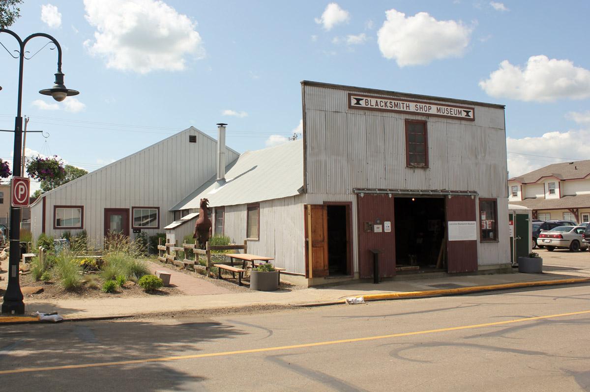 Blacksmith Shop Museum