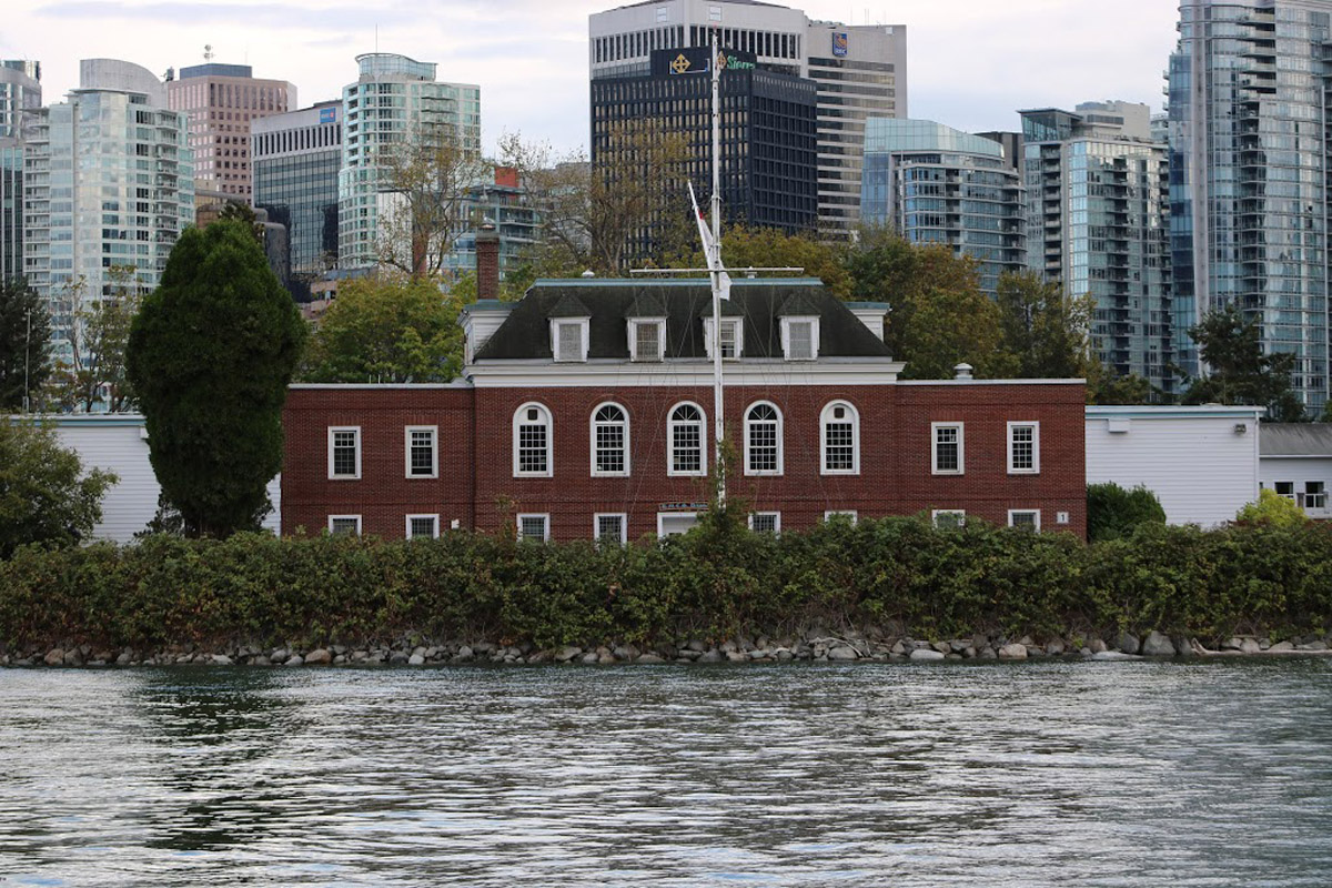 Vancouver Naval Museum and Heritage Society (HMCS Discovery)