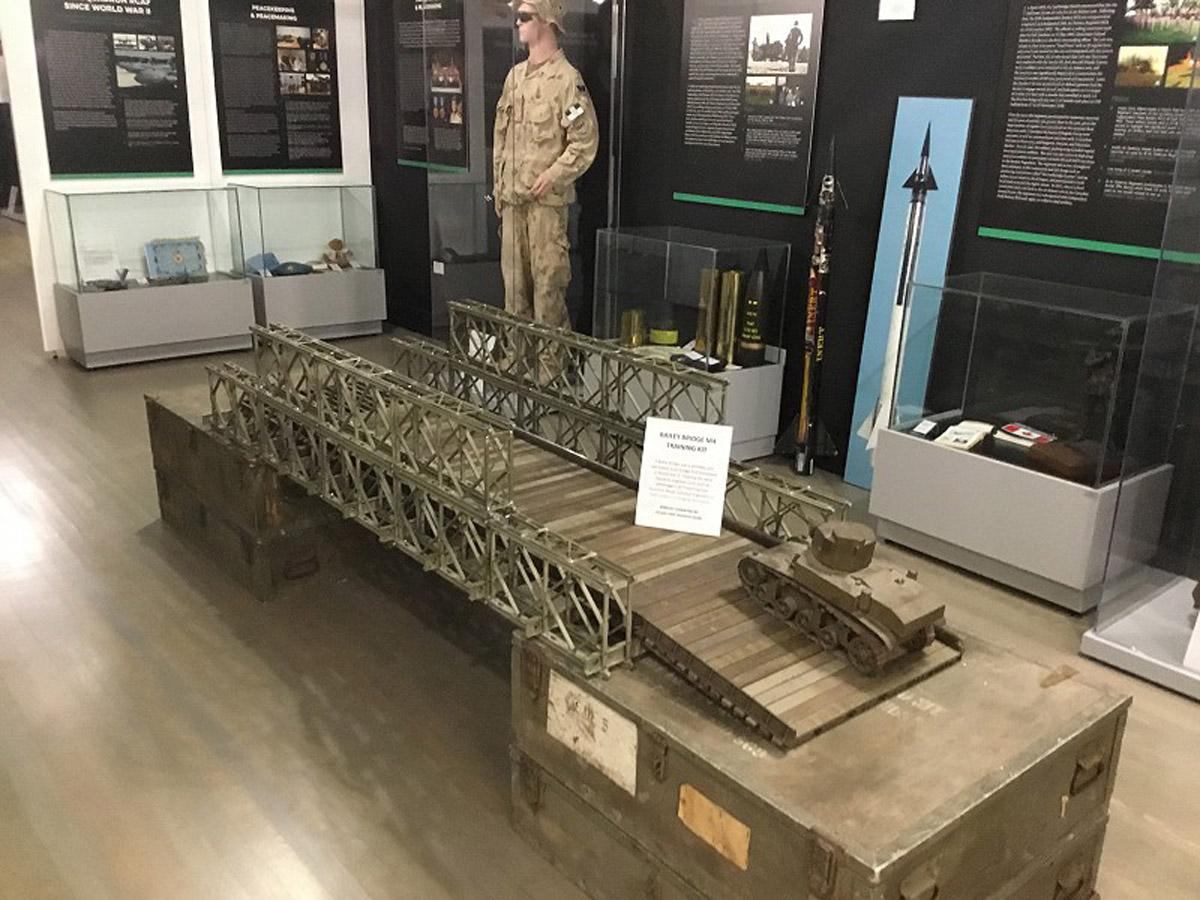 The Lethbridge Military Museum