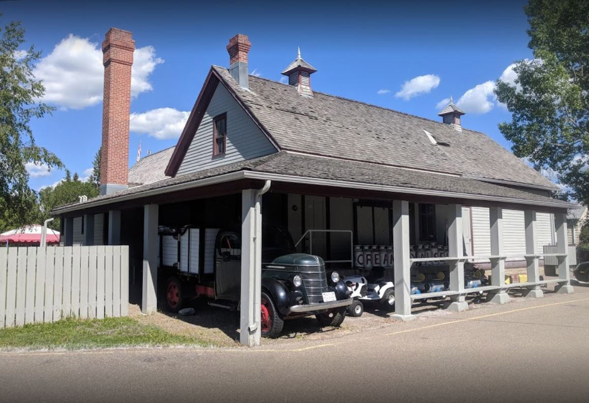 Historic Markerville Creamery Museum