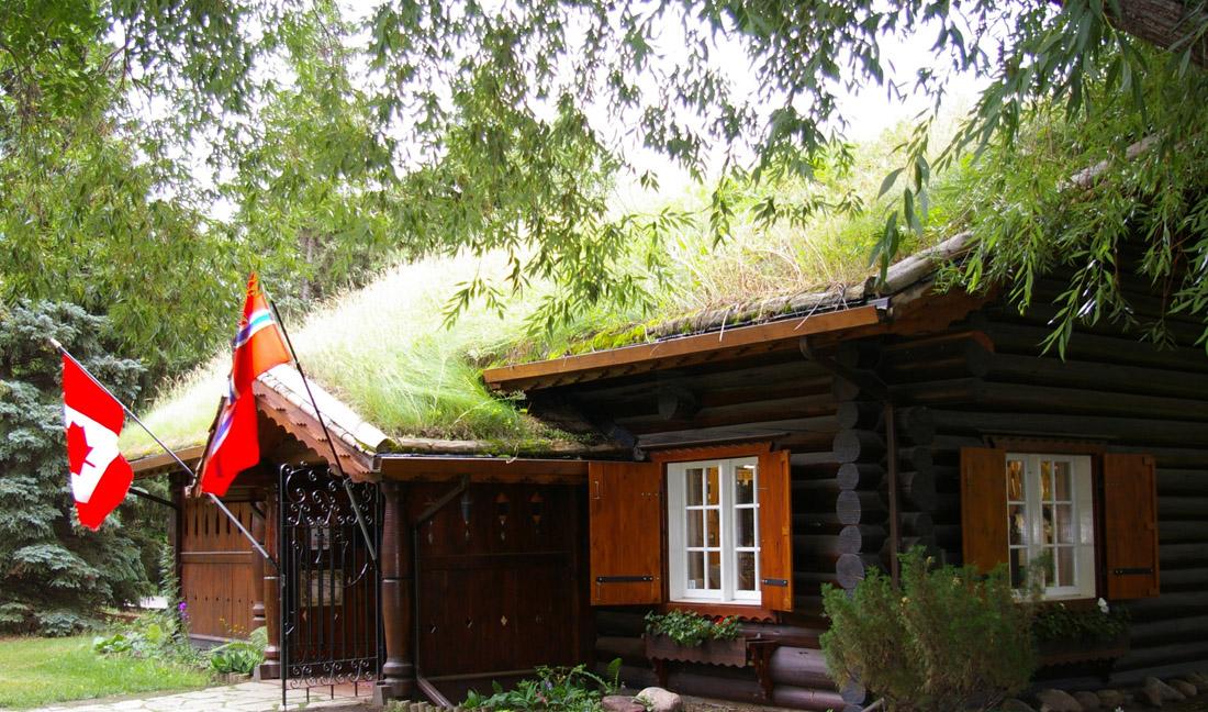 Norwegian Laft Hus Society