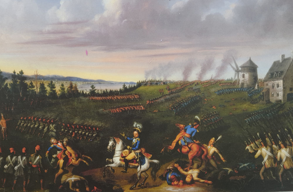 The Battle of Sainte-Foy
