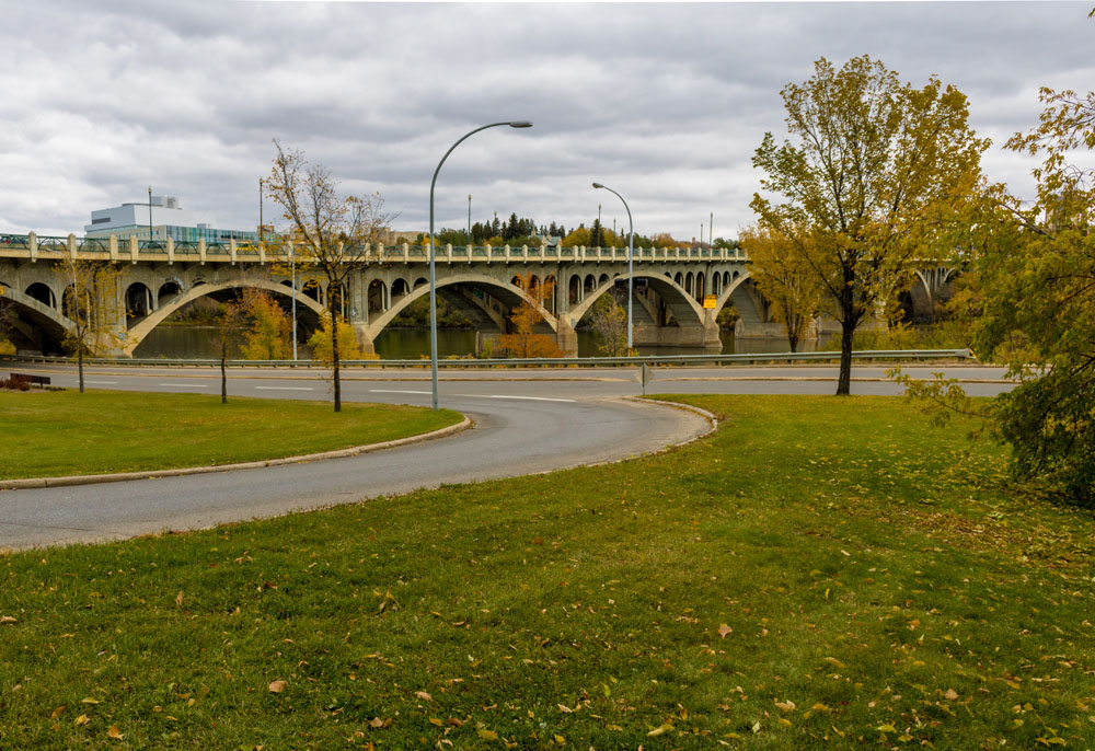 The University Bridge