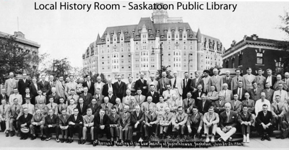 The Law Society of Saskatchewan