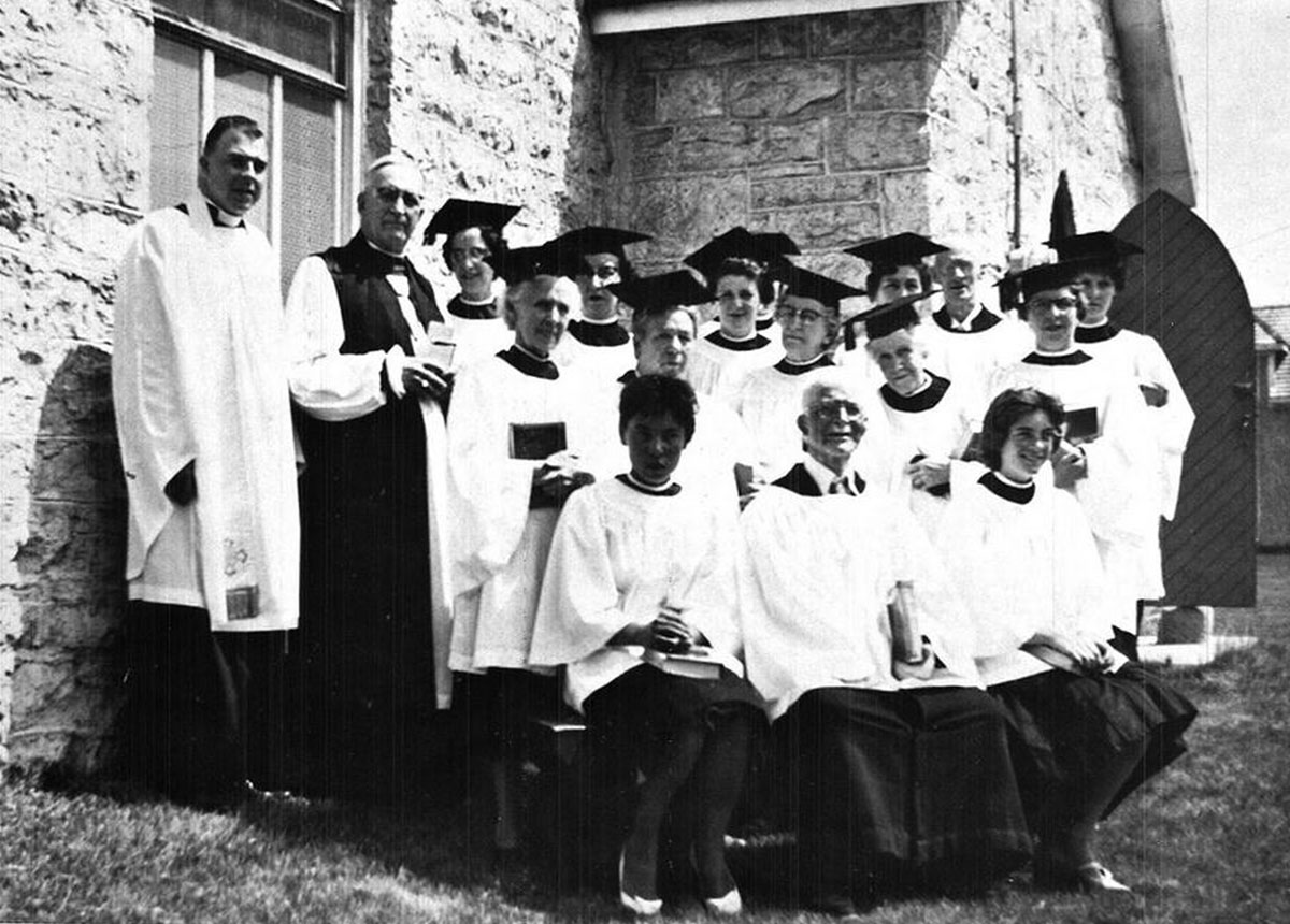 Anglican Church Choir
