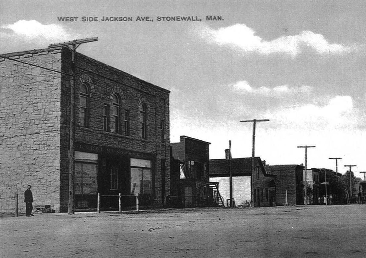 West Side of Jackson